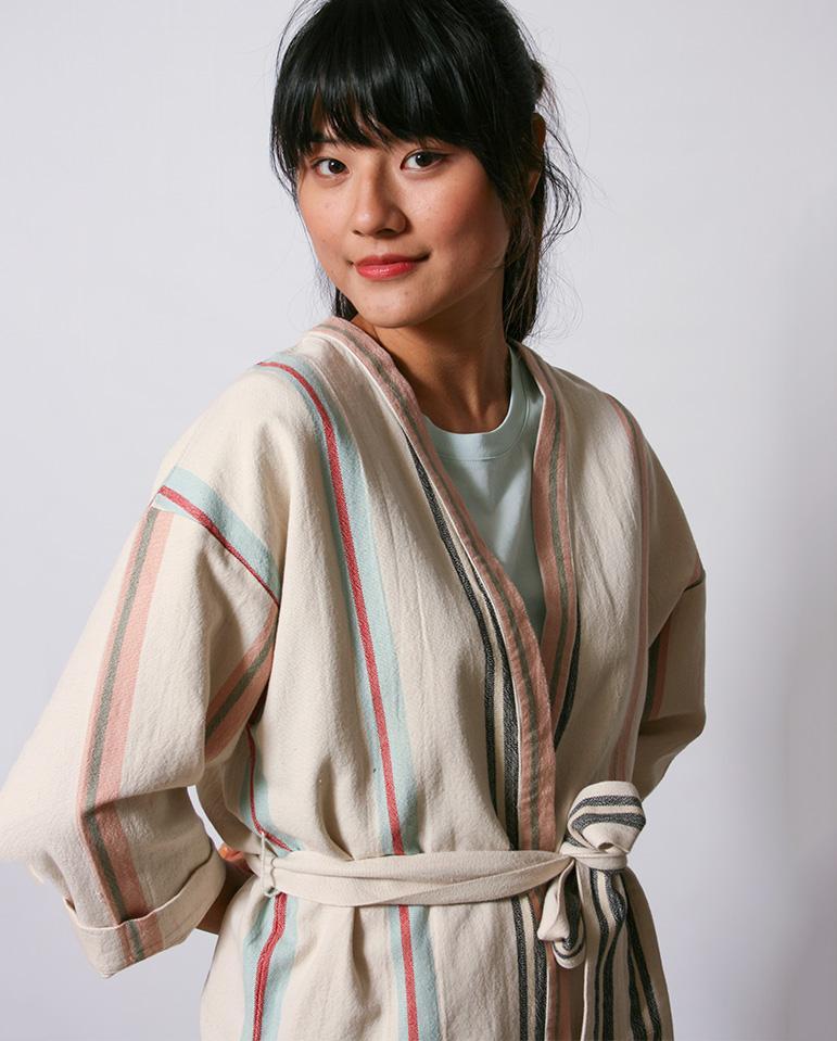 Teoh Lea Kimono multico 2 2