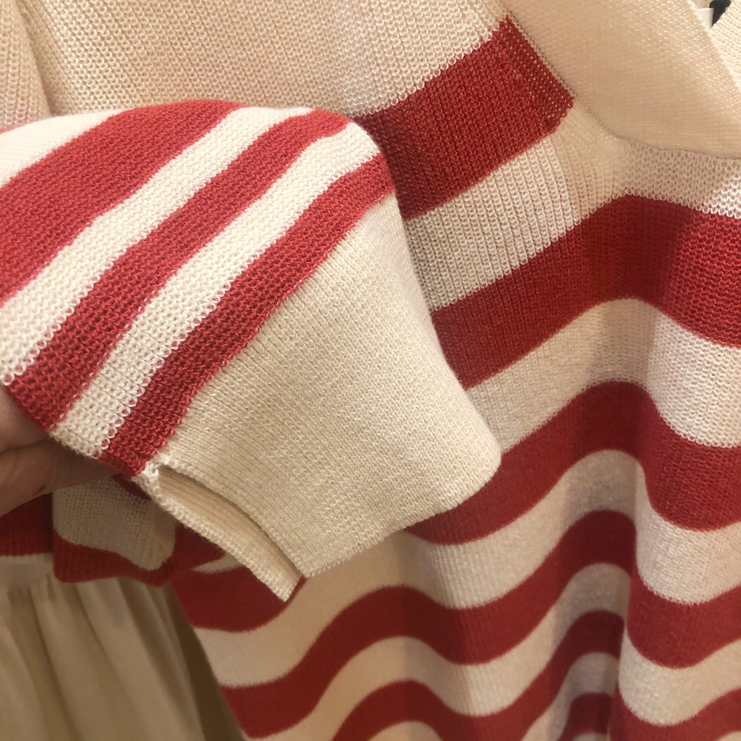 Jersey marinero rojo misha barcelona