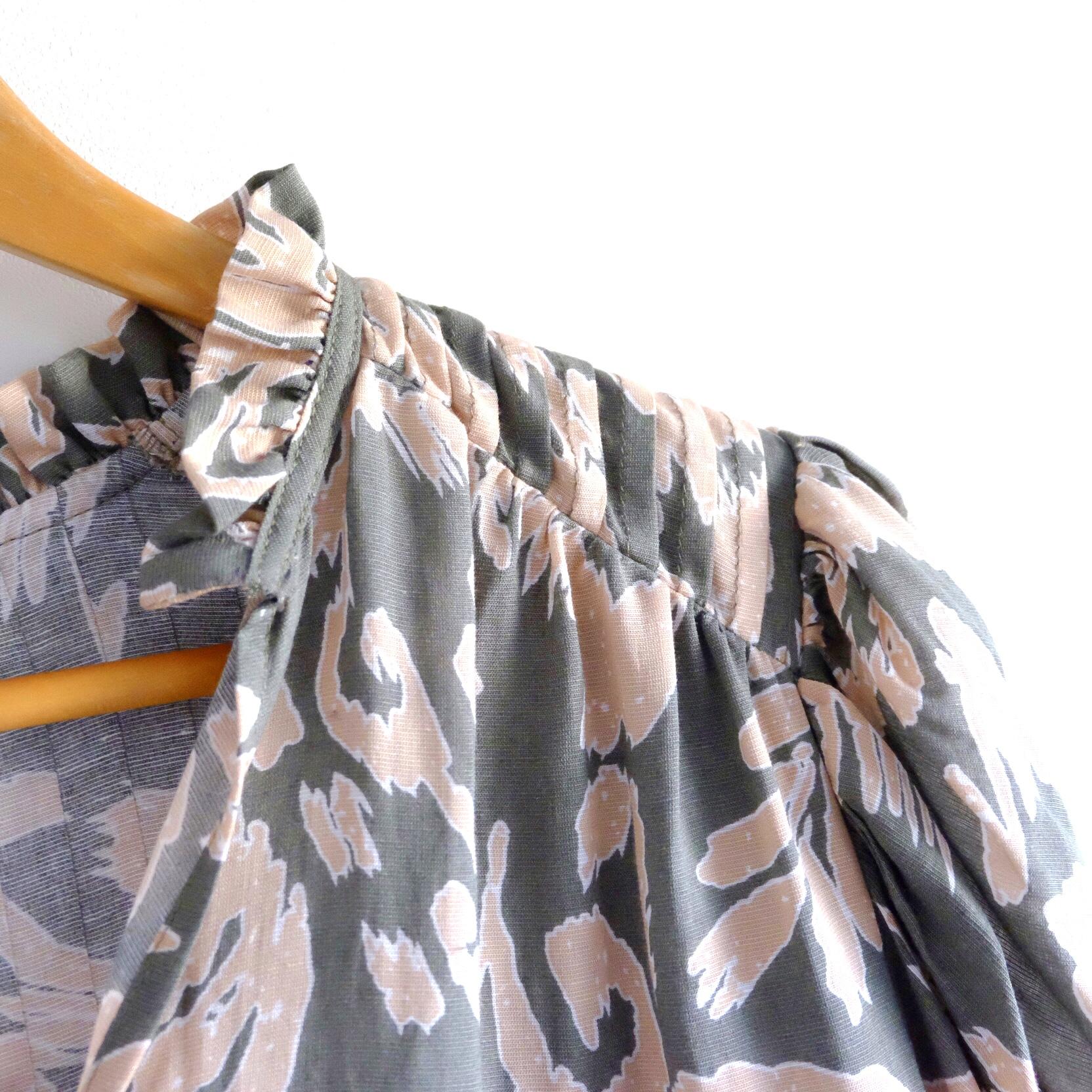 blusa estampado nude Misha Barcelona