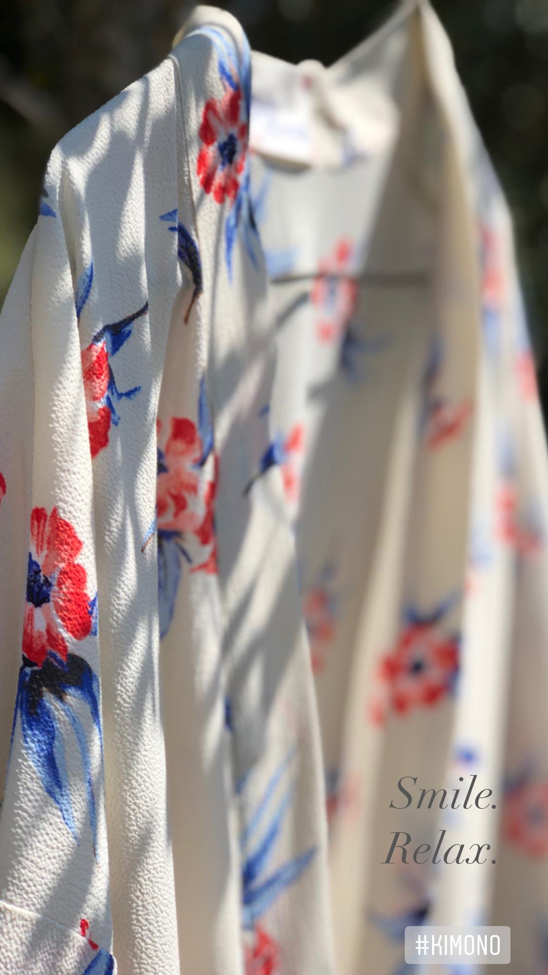 JULY ELEVEN kimono 1
