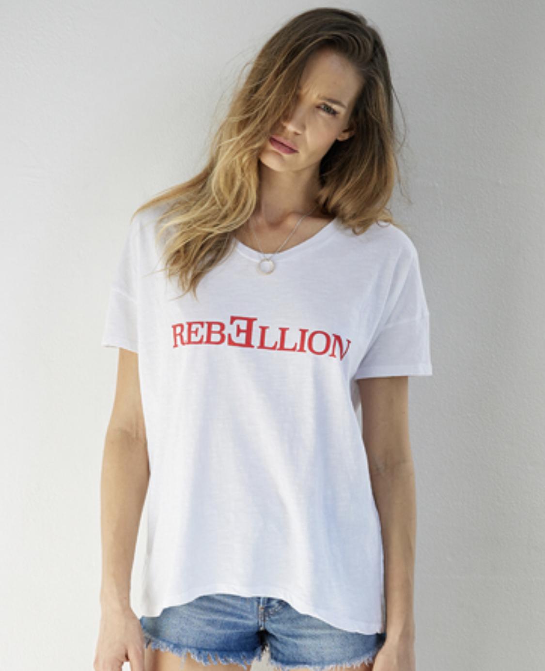 Camiseta REBELLION JOPTEES Misha Barcelona