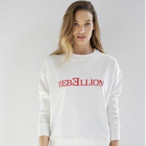 Sudadera REBELLION optes misha Barcelona