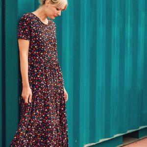 Hilary jersey dress Misha Barcelona